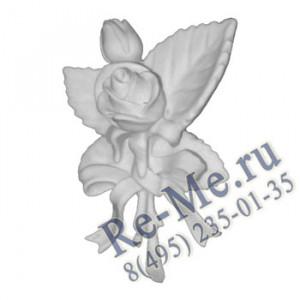 Литьевая роза 14