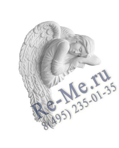 Литьевая фигура ангел с крыльями 15