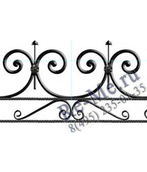 Железная ограда og19