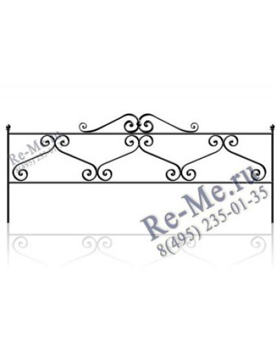 Железная ограда og2