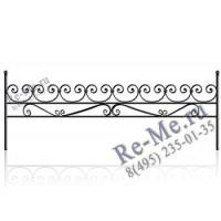 Железная ограда og24