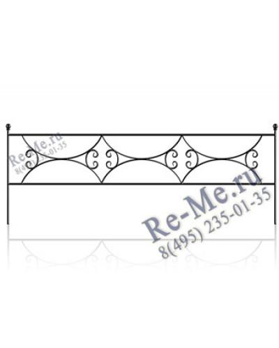 Железная ограда og7