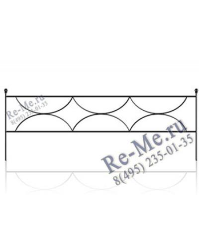 Железная ограда og9