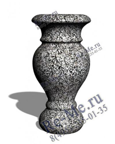 Гранитная ваза Покост