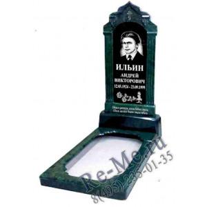 Литьевой памятник li43-1