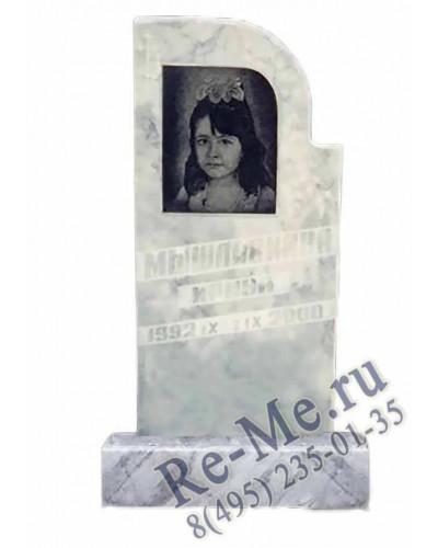 Мраморный памятник m27