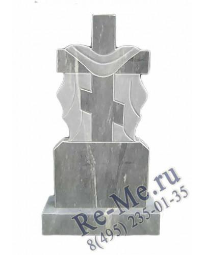 Мраморный памятник m48