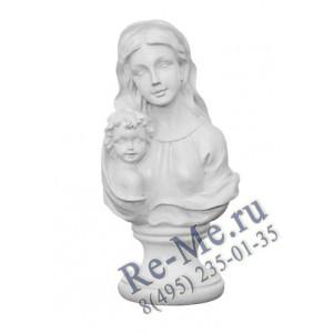 Фигурка Божья мать с младенцем 2