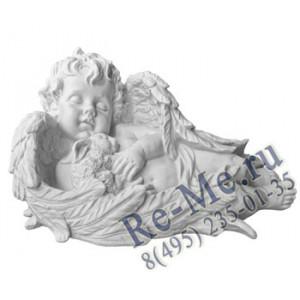 Ангел большой с кроликом 5