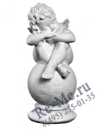 Фигурка Ангел на шаре 3