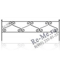 Железная ограда og1