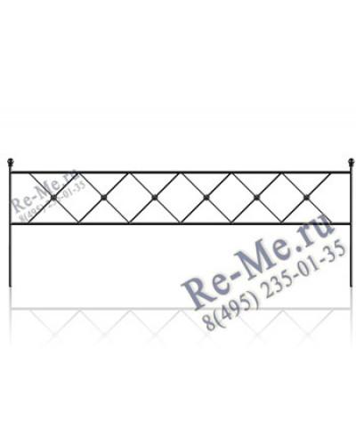 Железная ограда og10