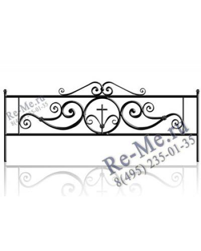 Железная ограда og14