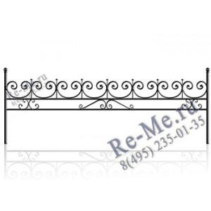 Железная ограда og20