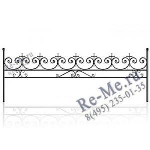 Железная ограда og21