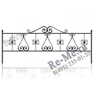 Железная ограда og26