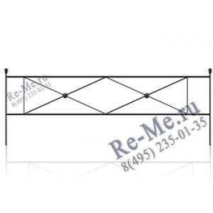 Железная ограда og3
