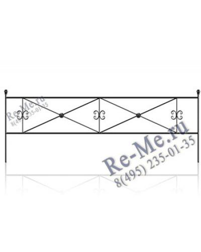 Железная ограда og5