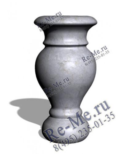 Мраморная ваза Полевская