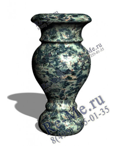 Гранитная ваза Луковецкий