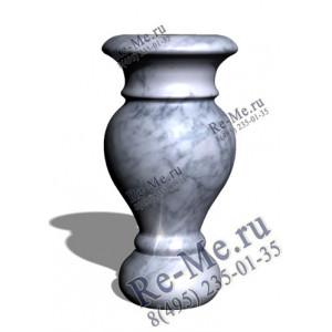 Мраморная ваза Уфалей