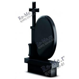 Надгробие в виде креста и зеркала g860