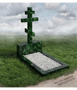 Православный гранитный крест g757