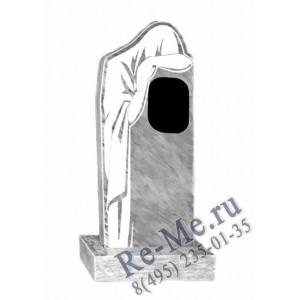 Мраморный памятник m13