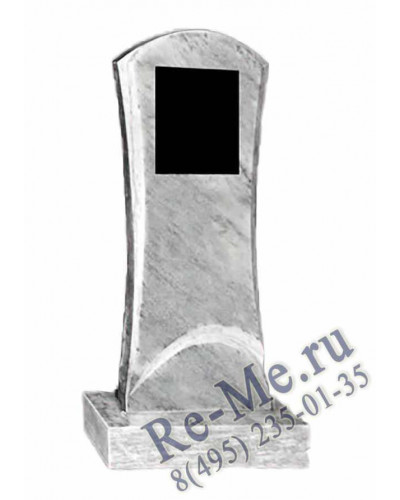 Мраморный памятник m14