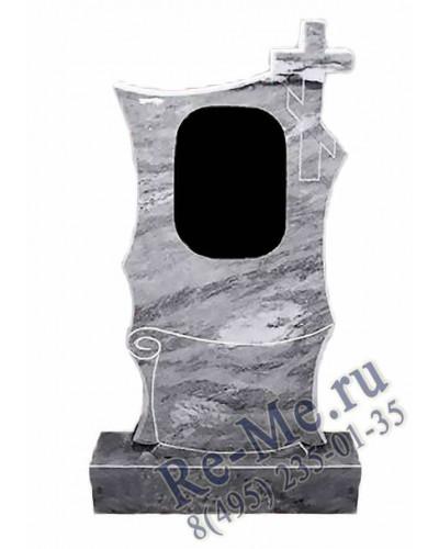 Мраморный памятник m20