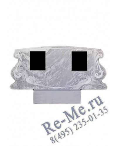 Мраморный памятник m46