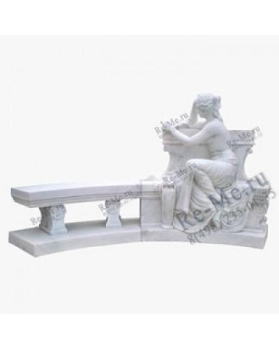 Эксклюзивный мраморный памятник mr-51